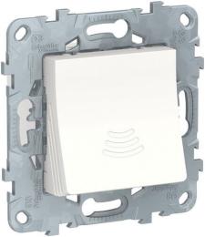 Звонок электронный Unica New 70 дБ/ 1 м (белый) NU578618