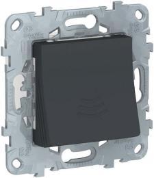 Звонок электронный Unica New 70 дБ/ 1 м (антрацит) NU578654