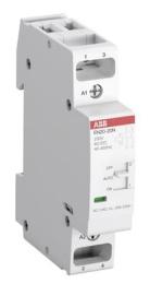Контактор EN20-20N-06 (20А) с ручным управлением АС-1 2НО 230В AC/DC 1SBE122111R0620