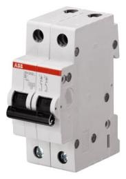 Автоматический выключатель ABB SH202L B10 (хар-ка B) 2CDS242001R0105