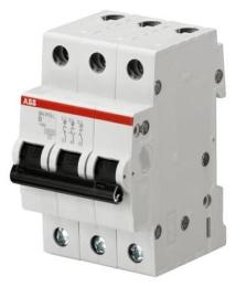 Автоматический выключатель ABB SH203L B10 (хар-ка B) 2CDS243001R0105
