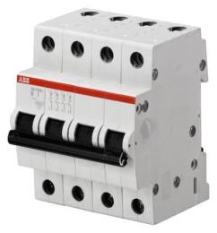Автоматический выключатель ABB SH204L B6 (хар-ка B) 2CDS244001R0065
