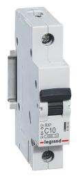 Автоматический выключатель RX3 1-полюсный 10А 419662