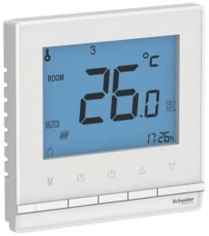 Термостат AtlasDesign электронный 16А ATN000138