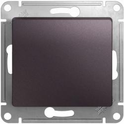 Выключатель одноклавишный Glossa (сиреневый туман) GSL001411