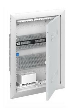 Шкаф ABB UK620MV мультимедийный с дверью с вентиляционными отверстиями (2 ряда) 2CPX031390R9999