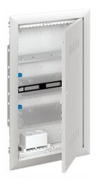 Шкаф ABB UK630MV мультимедийный с дверью с вентиляционными отверстиями (3 ряда) 2CPX031391R9999