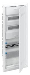 Шкаф ABB UK662CV комбинированный  с дверью с вентиляционными отверстиями (2 ряда) 24М 2CPX031398R9999