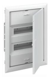 Шкаф ABB UK620V3RU 24(28) мод (с винтовыми клеммами N/PE) 2CPX077856R9999