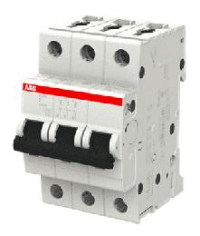 Автоматический выключатель ABB S203 B10 (хар-ка B) 2CDS253001R0105