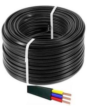 ВВГ-Пнг(А)-LS 3х2,5 ГОСТ плоский (ПКП Кабэлектроснаб)