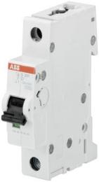 Автоматический выключатель ABB S201 D10 (хар-ка D) 2CDS251001R0101