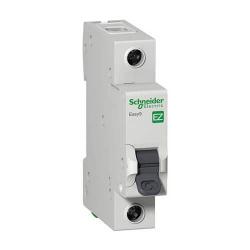 Автоматический выключатель Schneider Electric Easy 9 1 полюс C6 EZ9F34106