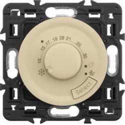 Терморегулятор для теплых полов Celiane (слоновая кость) 067405+066298+080251