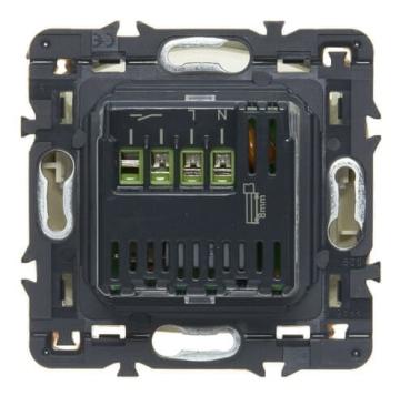 Выключатель с ключом-картой Celiane (слоновая кость)   067563+066270+080251