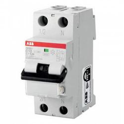 Дифференциальный автомат ABB DS201 10А 30mA