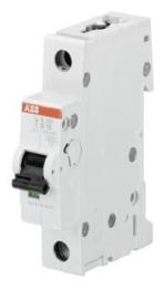 Автоматический выключатель ABB S201 B16 (хар-ка B) 2CDS251001R1165