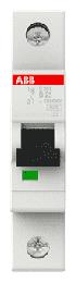 Автоматический выключатель ABB S201 B25 (хар-ка B) 2CDS251001R0255