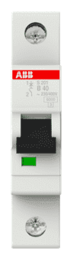 Автоматический выключатель ABB S201 B40 (хар-ка B) 2CDS251001R0405