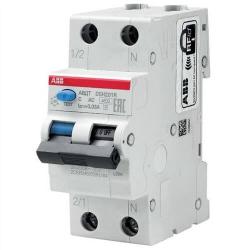 Дифференциальный автомат ABB DSH201R 06А 30mA тип AC 4.5kA (хар-ка C) 2CSR245072R1064