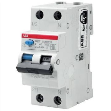 Дифференциальный автомат ABB DSH201R 40А 30mA тип AC 4.5kA (хар-ка C) 2CSR245072R1404