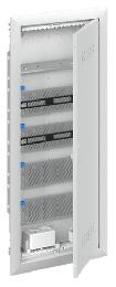 Шкаф ABB UK650MV мультимедийный с дверью с вентиляционными отверстиями (5 рядов) 2CPX031393R9999
