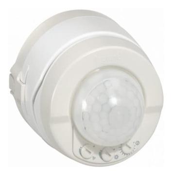 Датчик движения Plexo 360° настенный пылевлагозащищенный (белый) 069780