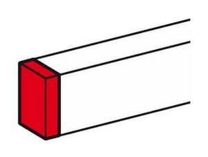 Заглушка торцевая для DLP 65х150  010706