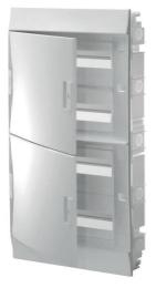 Бокс в нишу ABB Mistral41 на 72 мод. непрозрачная дверца (без клемм) 1SLM004100A1110
