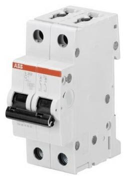 Автоматический выключатель ABB S202 C63 2CDS252001R0634