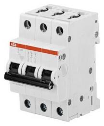 Автоматический выключатель ABB S203 C20 2CDS253001R0204