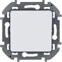 Выключатель Inspiria (белый) 673600
