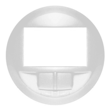 Лицевая панель Legrand Celiane для датчика движения без нейтрали с функцией ручного управления (белая) 068026