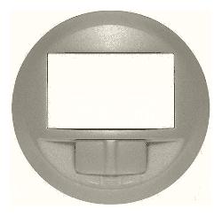 Лицевая панель Legrand Celiane для датчика движения без нейтрали с функцией ручного управления (титан) 068326