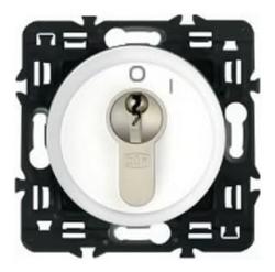 Выключатель с ключом 3-позиционный Celiane 067039+068157+069795+080251
