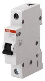 Автоматический выключатель ABB SH201L B10 (хар-ка B) 2CDS241001R0105