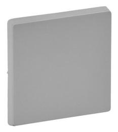 Лицевая панель Legrand Valena Life для выключателя и переключателя (алюминий) 755002