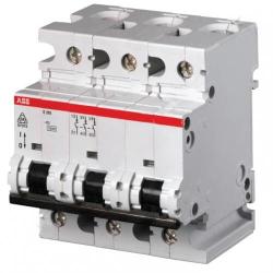 Автоматический выключатель АВВ S293 C100 (10kA) GHS2932001R0824