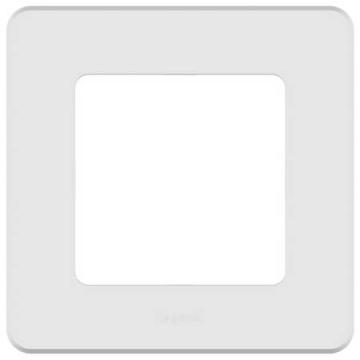 Рамка одноместная Inspiria (белая) 673930