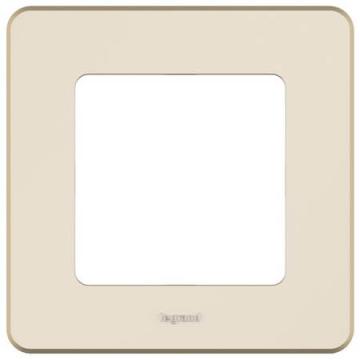 Рамка одноместная Inspiria (слоновая кость) 673931