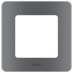 Рамка одноместная Inspiria (дымчатый) 673937