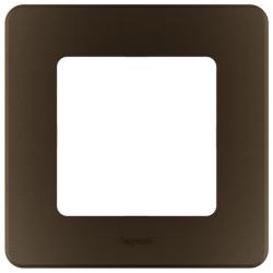 Рамка одноместная Inspiria (бронза) 673939