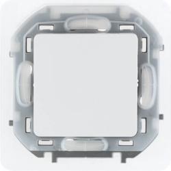 Переключатель влагозащищенный Inspiria (белый) 673670