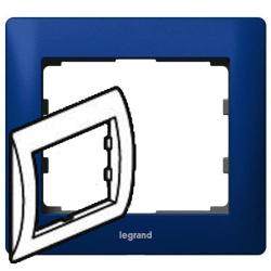 Рамка Galea life одноместная (синий) 771911