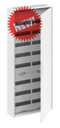 Щит настенный 192 мод. ABB ComfortLine Compact CA c клеммами N/PE (CA28VZRU) 2CPX052538R9999