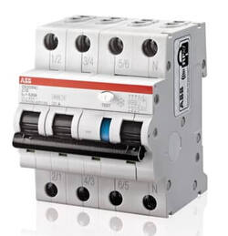Дифференциальный автомат DS203NC C13 AC 300mA 6kA 2CSR256040R3134