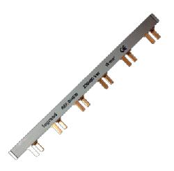 Гребенка соединительная Legand для двухполюсных 6 автоматов (L+N) 404938