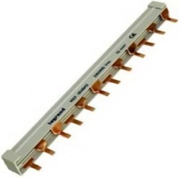 Гребенка соединительная Legand для трехполюсных 4 автоматов (L1+L2+L3) 404942
