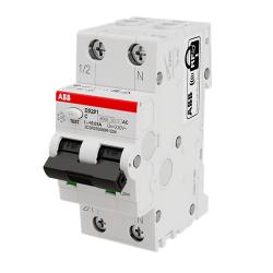 Дифференциальный автомат ABB DS201 10А 30mA тип AC 6kA (хар-ка C) 2CSR255080R1104