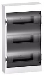 Бокс настенный Schneider Electric Easy9 на 36 мод. с прозрачной дверью с клеммниками N+PE EZ9E312S2SRU